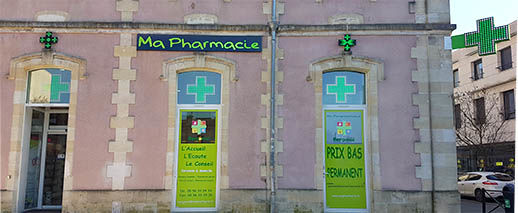 Ma Pharmacie Bergonié, Bordeaux