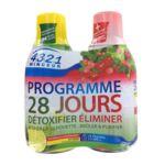 4321 MINCEUR PROGRAMME 28 JOURS ARKOPHARMA ACEROLA CRANBERRY CITRON 2 x 280ML à Bordeaux