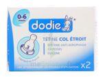 TETINE DODIE COL ETROIT 3 VITESSES 0-6 MOIS x2 à Bordeaux
