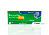 LORATADINE MYLAN CONSEIL 10MG, comprimé