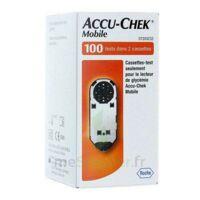 Accu-chek Mobile Cassettes B/2 X 50 à Bordeaux