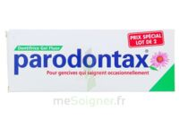 PARODONTAX DENTIFRICE GEL FLUOR 75ML x2 à Bordeaux