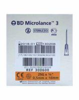 Bd Microlance 3, G25 5/8, 0,5 Mm X 16 Mm, Orange  à Bordeaux