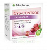 Cys-control 36mg Poudre Orale 20 Sachets/4g à Bordeaux