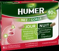 Humer Nez/gorge Jour&nuit 15 Comprimés à Bordeaux