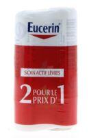 Lip Activ Soin Actif Levres Eucerin 4,8g X2 à Bordeaux