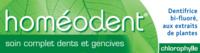 Boiron Homéodent Soin Complet Dents et Gencives Pâte Dentifrice Chlorophylle T/75ml à Bordeaux