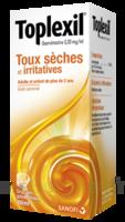 TOPLEXIL 0,33 mg/ml, sirop 150ml à Bordeaux