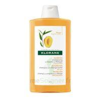 Klorane Beurre De Mangue Shampooing Cheveux Secs 400ml