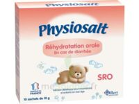 PHYSIOSALT REHYDRATATION ORALE SRO, bt 10 à Bordeaux
