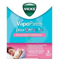 VICKS VAPOPATCH ENFANTS à Bordeaux