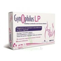 Gynophilus LP Comprimés vaginaux B/6 à Bordeaux