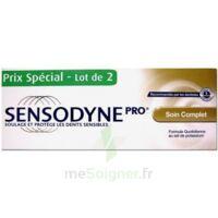 Sensodyne Protection Complète Lot De 2 X 75 Ml à Bordeaux