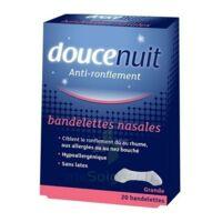 DOUCENUIT Bandelettes nasales GRANDES, bt 20 à Bordeaux