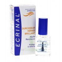 ECRINAL DURCISSEUR VERNIS BRILLANT, fl 10 ml à Bordeaux