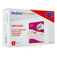 MediSet® set de pansement Plaie Chronique Méchage - Boîte de 5 soins à Bordeaux