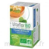 Vitaflor Bio Tisane Serenité à Bordeaux