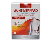 St-Bernard Patch zones ciblées  x3