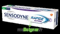 Sensodyne Rapide Pâte Dentifrice Dents Sensibles 75ml à Bordeaux