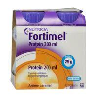 Fortimel Protein Nutriment caramel 4 Bouteilles/200ml à Bordeaux