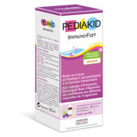 Pédiakid Immuno-Fort Sirop myrtille 125ml à Bordeaux