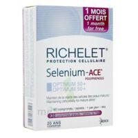 Richelet Selenium ACE Optimum 50+ Comprimés B/90+30 à Bordeaux