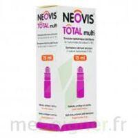 Neovis Total Multi S Ophtalmique Lubrifiante Pour Instillation Oculaire Fl/15ml à Bordeaux