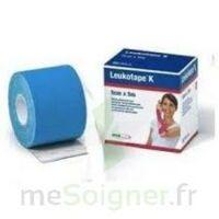 LEUKOTAPE K Sparadrap bleu 5cmx5m à Bordeaux