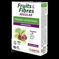 Ortis Fruits & Fibres Regular Comprimés B/15 à Bordeaux