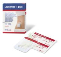 Leukomed T Plus Pansement adhésif stérile avec compresse transparent 8x10cm B/5 à Bordeaux