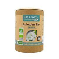 Nat&Form Eco Responsable Aubépine Bio Gélules B/90 à Bordeaux