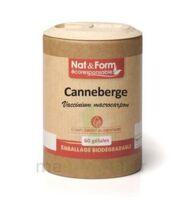 Nat&Form Eco Responsable Canneberge Gélules B/60 à Bordeaux