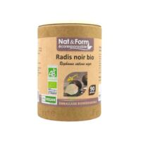 Nat&Form Eco Responsable Radis noir Bio Gélules B/90 à Bordeaux