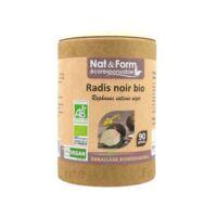 Nat&Form Eco Responsable Radis noir Bio Gélules B/90