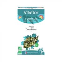 Vitaflor N°2 Doux Rêves Bio _ Floralis Plantes en vrac composées _ 40g à Bordeaux