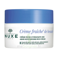 Crème Fraiche® De Beauté - Crème Riche Hydratante 48h Et Anti-pollution50ml à Bordeaux