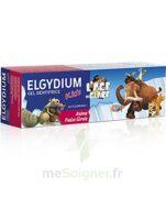 Elgydium Age De Glace Pâte Dentifrice Fraise Givrée Kids 2/6ans 50ml à Bordeaux