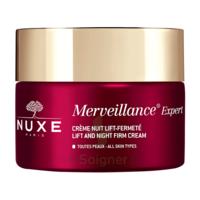 Nuxe Merveillance Expert Crème Nuit Rides installées et Fermeté Pot/50ml à Bordeaux