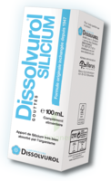 Dissolvurol Silicium Solution Buvable En Gouttes Fl/100ml à Bordeaux